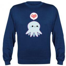 Реглан (свитшот) Sweet Octopus