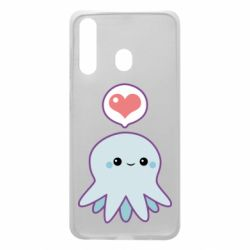 Чехол для Samsung A60 Sweet Octopus