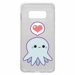 Чехол для Samsung S10e Sweet Octopus