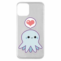 Чохол для iPhone 11 Sweet Octopus