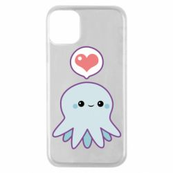 Чохол для iPhone 11 Pro Sweet Octopus