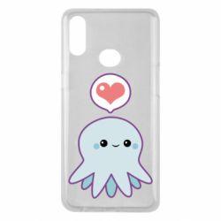 Чехол для Samsung A10s Sweet Octopus