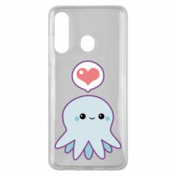 Чехол для Samsung M40 Sweet Octopus