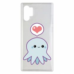 Чохол для Samsung Note 10 Plus Sweet Octopus