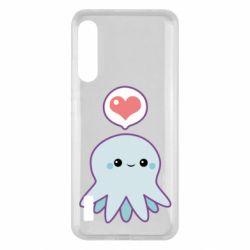 Чохол для Xiaomi Mi A3 Sweet Octopus
