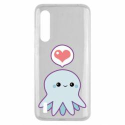 Чехол для Xiaomi Mi9 Lite Sweet Octopus
