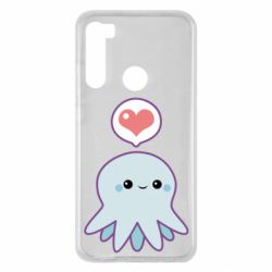 Чохол для Xiaomi Redmi Note 8 Sweet Octopus