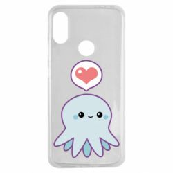 Чохол для Xiaomi Redmi Note 7 Sweet Octopus