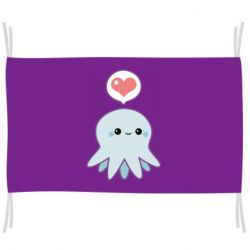 Флаг Sweet Octopus