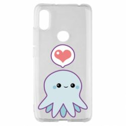 Чехол для Xiaomi Redmi S2 Sweet Octopus