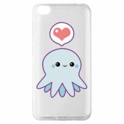 Чехол для Xiaomi Redmi Go Sweet Octopus