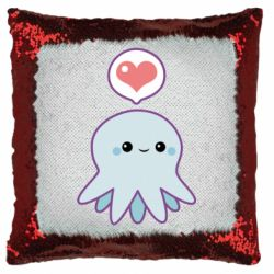 Подушка-хамелеон Sweet Octopus