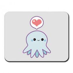 Коврик для мыши Sweet Octopus