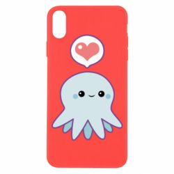 Чохол для iPhone X/Xs Sweet Octopus