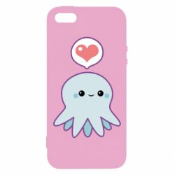 Чохол для iphone 5/5S/SE Sweet Octopus