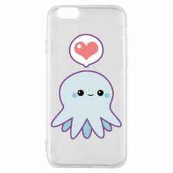 Чохол для iPhone 6/6S Sweet Octopus
