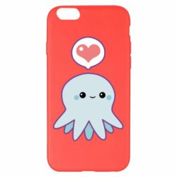 Чохол для iPhone 6 Plus/6S Plus Sweet Octopus