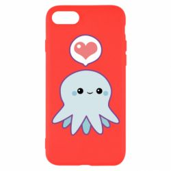Чохол для iPhone 7 Sweet Octopus