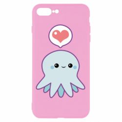 Чохол для iPhone 7 Plus Sweet Octopus