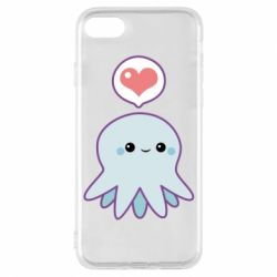 Чохол для iPhone 8 Sweet Octopus