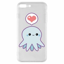 Чохол для iPhone 8 Plus Sweet Octopus