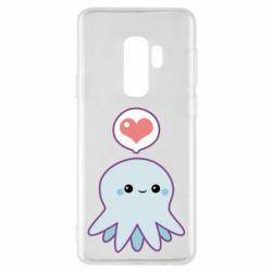 Чехол для Samsung S9+ Sweet Octopus