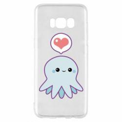 Чехол для Samsung S8 Sweet Octopus