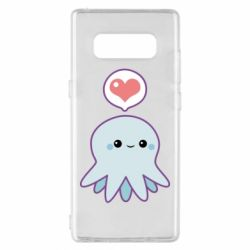 Чохол для Samsung Note 8 Sweet Octopus