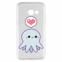 Чехол для Samsung A3 2017 Sweet Octopus
