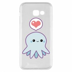 Чехол для Samsung A5 2017 Sweet Octopus
