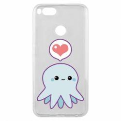 Чехол для Xiaomi Mi A1 Sweet Octopus