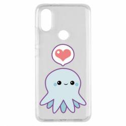 Чехол для Xiaomi Mi A2 Sweet Octopus
