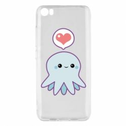 Чехол для Xiaomi Mi5/Mi5 Pro Sweet Octopus