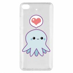 Чехол для Xiaomi Mi 5s Sweet Octopus