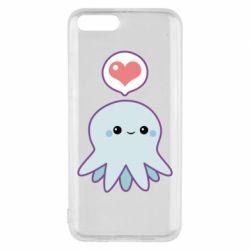 Чехол для Xiaomi Mi6 Sweet Octopus