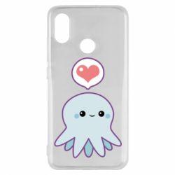 Чехол для Xiaomi Mi8 Sweet Octopus