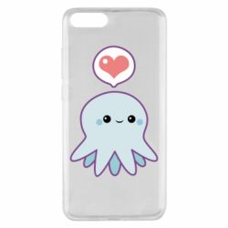 Чохол для Xiaomi Mi Note 3 Sweet Octopus