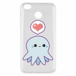 Чехол для Xiaomi Redmi 4x Sweet Octopus