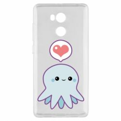Чехол для Xiaomi Redmi 4 Pro/Prime Sweet Octopus