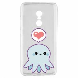 Чохол для Xiaomi Redmi Note 4 Sweet Octopus