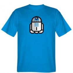 Мужская футболка Sweet R2D2 - FatLine