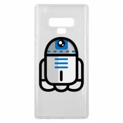 Чехол для Samsung Note 9 Sweet R2D2