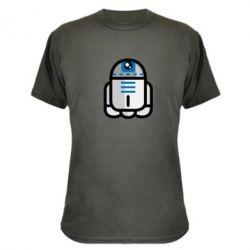 Камуфляжная футболка Sweet R2D2 - FatLine