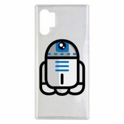 Чехол для Samsung Note 10 Plus Sweet R2D2