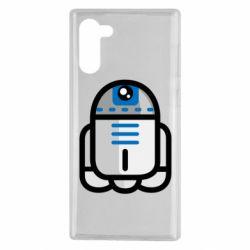 Чехол для Samsung Note 10 Sweet R2D2
