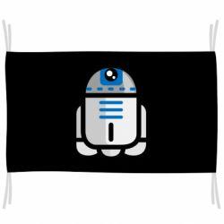 Флаг Sweet R2D2