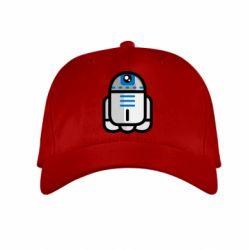 Детская кепка Sweet R2D2 - FatLine
