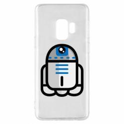 Чехол для Samsung S9 Sweet R2D2