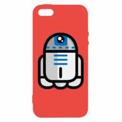Чехол для iPhone5/5S/SE Sweet R2D2