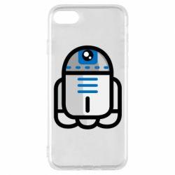 Чехол для iPhone 7 Sweet R2D2